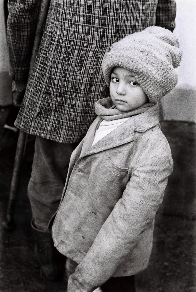 1998 Roemenië, jongen in Plopeni