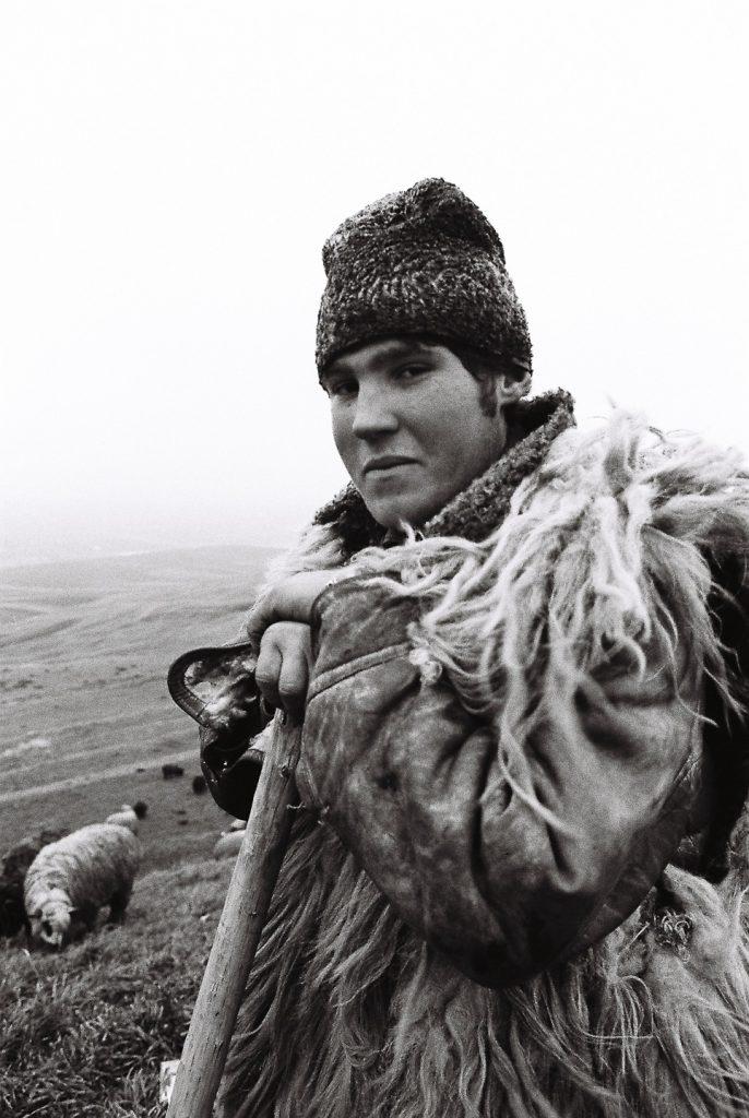 1998 Roemenië, schapenherder